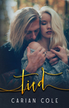 Tied (Devil's Wolves, #2) by Carian Cole